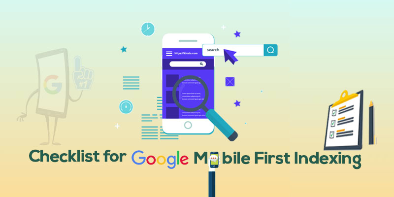 Checklist for Google Mobile First Indexing