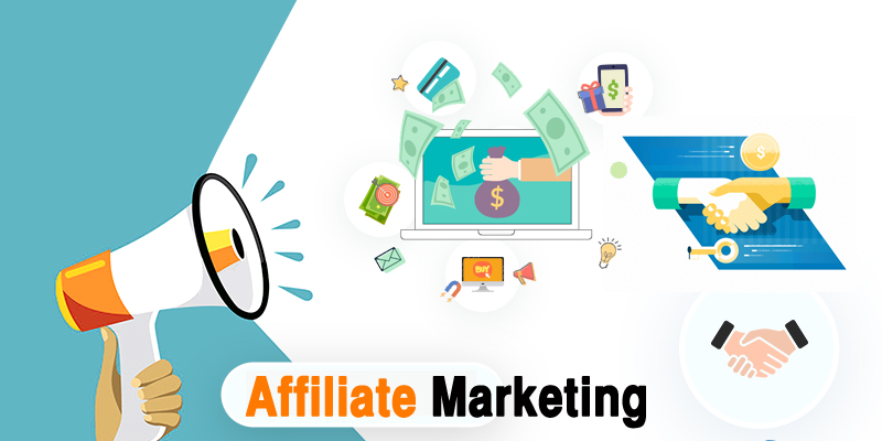 Affiliate Marketing procedure